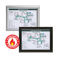 Fire Resistant Snap Frame