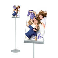 "Free-Standing Sign Holder ""Paris"""