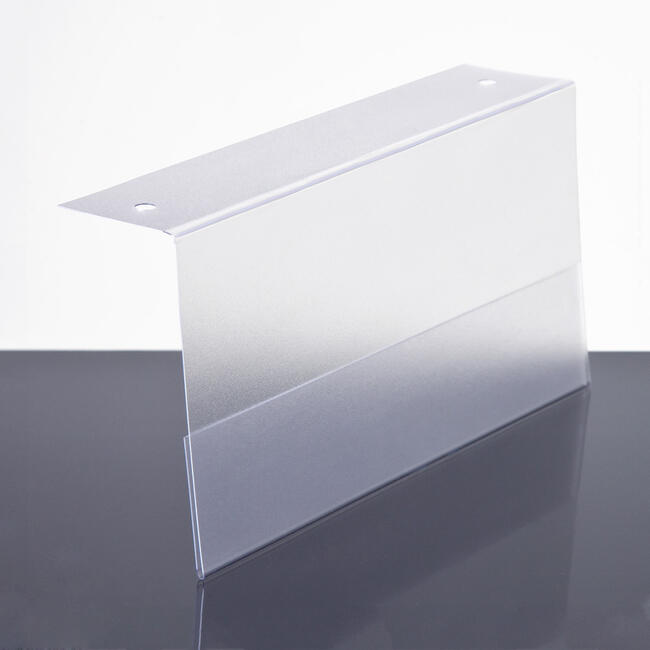 Price Card Holder with Holes - 11X 8.5
