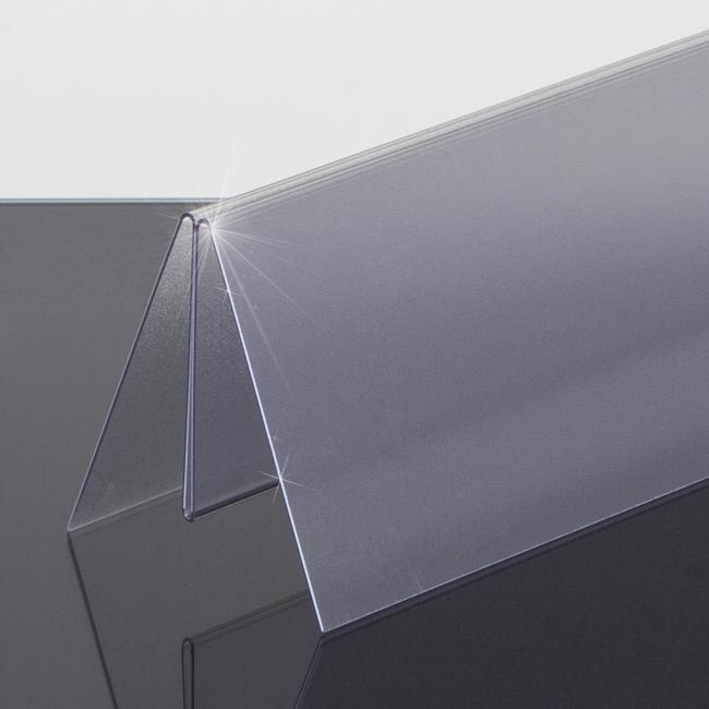 PVC Sign Base for Single Insert