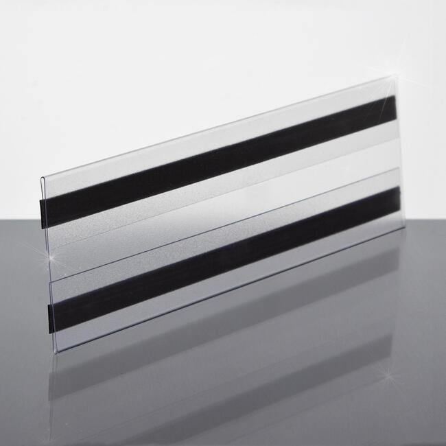 Sign Protector with Magnetic Tape