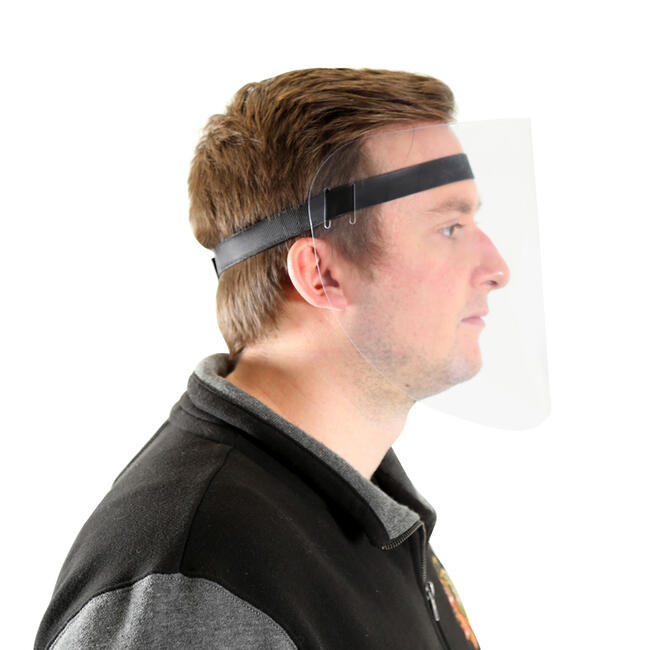 Personal Face Shield with Headband