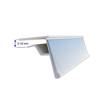 "Shelf Label Holder ""GLS"" 