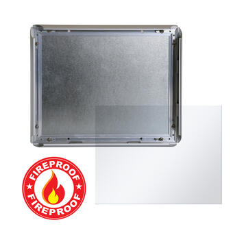 Fire Resistant Snap Frame