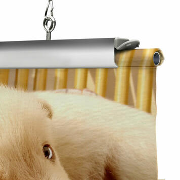 "Hemmed Banner Holder ""BIG"""