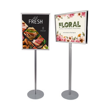 """Poster Stand """"Fresh"""""""