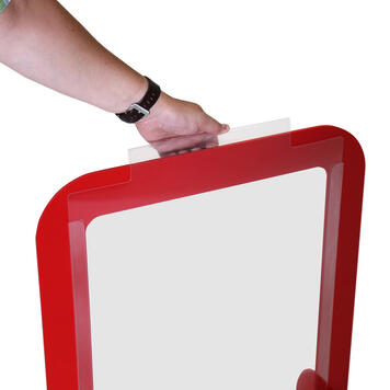Replacement Shield for Kids Sneeze Guard