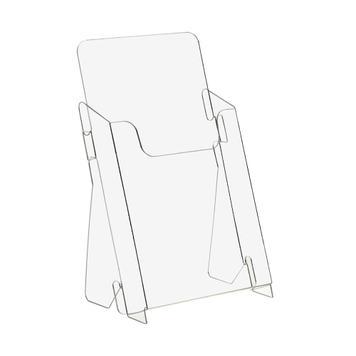 Flat Fold Brochure Holder