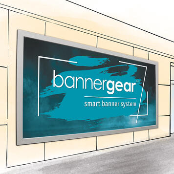 bannergear™ Wall System